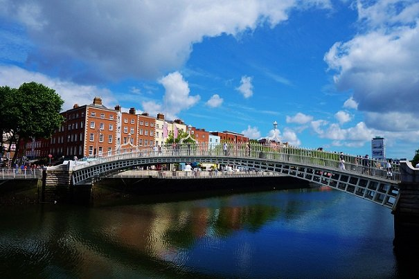 Dublin – a city of music and dark beer